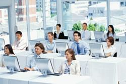 Profissionais querem mais treinamento de redes.