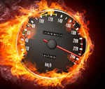 Velocidade na Internet