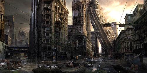 Cidade Abandonada