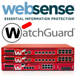 Websense & WatchGuard
