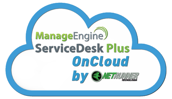 ServiceDesk Plus OnCloud